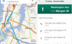 «Google Карты» научились видеть пробки