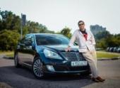Егор Кончаловский о Hyundai Equus