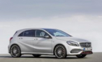 В Европе стартовал прием заказов на обновленный Mercedes-Benz A-class