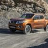 Nissan раскрыл информацию о европейской версии пикапа Navara