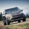 Ford Explorer получил топовую версию Platinum