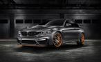 BMW представляет прототип M4 GTS на Конкурсе элегантности в Паббл-Бич