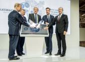 Volkswagen прекратил выпуск некоторых моделей на заводе в Калуге