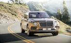 Bentley Bentayga. Теперь и в России