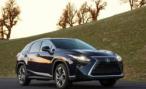 В России стартовал приём заказов на новый Lexus RX