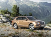 Bentley с «дизелем». Новый агрегат для Bentayga