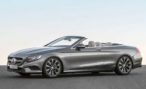 Mercedes-Benz представил во Франкфурте кабриолет S-class Cabrio