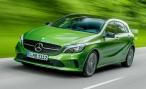 Mercedes-Benz назвал российские цены на обновленный A-class