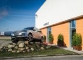 В 22-х километрах от Москвы открылся Центр Jaguar Land Rover Experience