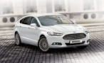 Обновленный Ford Mondeo покажут в Детройте