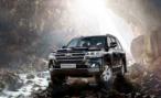 В России стартовал прием заказов на обновленный Toyota Land Cruiser 200