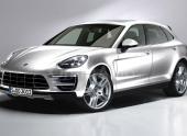 В Сети появились изображения Porsche Cayenne нового поколения