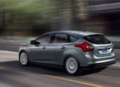 Тотальная электрификация Ford начнется с Focus