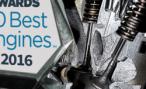 10 лучших двигателей 2016 года