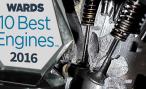 Представляем 10 лучших двигателей 2016 года