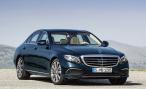 В Детройте показали новый Mercedes-Benz E-class