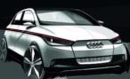 Audi разрабатывает новый городской автомобиль для молодежи