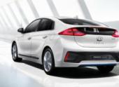 Hyundai опубликовала официальные фотографии Ioniq