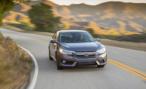 «Автомобилем года» в Северной Америке стала Honda Civic