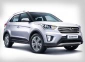 Названы предварительные российские цены на Hyundai Creta