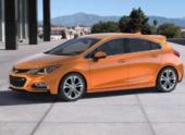 Chevrolet анонсировал новый Cruze в кузове «хэтчбек»