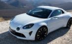Renault представила первую модель спортивной марки Alpine