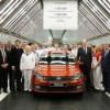 В Калуге Volkswagen Group выпустила миллионный автомобиль