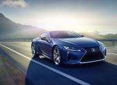 Lexus LC 500h. Новые гибридные технологии