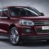 Китайский клон Volkswagen Touareg подешевел на 10 процентов