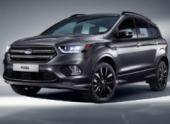 Новый Ford Kuga. Коробка с технологиями