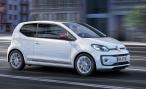 Обновленный Volkswagen up! cтанет более мощным