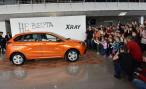 В России стартовали продажи Lada Xray