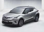 В Интернете появилась информация о новом кроссовере Toyota