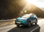 Названа дата старта производства Toyota RAV4 в России