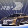 BMW отметил столетний юбилей концептом Vision Next 100