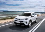Toyota обновила комплектации для RAV4