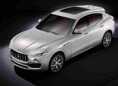 Maserati представила кроссовер Levante на салоне в Женеве