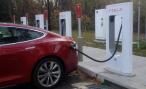 Tesla откроет электрозаправки в России и на Украине