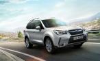 В России стартовали продажи обновленного Subaru Forester