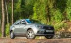 У Lada Vesta новый мотор