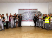 Nissan запустил производство нового Murano в Санкт-Петербурге