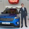 Hyundai Creta для России. Комплектации названы, цены не раскрыты