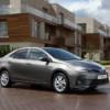 В России стартовал прием заказов на рестайлинговую Toyota Corolla