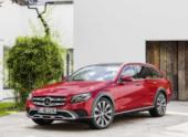 Универсал с претензиями. Mercedes-Benz представляет E-class All-Terrain