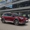 Toyota начинает продажи в России RAV4 в версии Exclusive