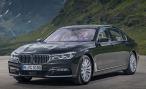 Названы рублевые цены на BMW 740Le xDrive
