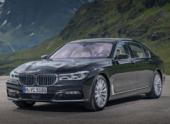 Названа российская цена BMW 740Le xDrive