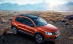 Volkswagen Tiguan. Модель старая, цены новые
