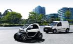Renault планирует начать продажи электромобилей в России в 2012 году