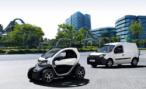 Риск – благородное дело! Renault везет в Россию электромобили